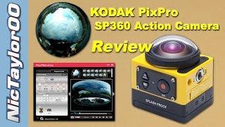 Download Kodak PIXPRO SP360 Action Camera Review & Sample Footage Video