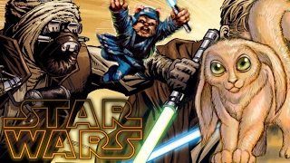 Download 10 Jedi Who Were The Only Ones Of Their Species - Star Wars Explained Video