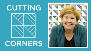 Download Make a Cutting Corners Quilt with Jenny Doan of Missouri Star! (Video Tutorial) Video