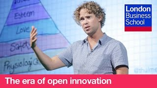 Download The Importance of Open Innovation and Collaboration | London Business School Video