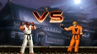 Download Ryu VS Ryo Video