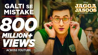 Download Jagga Jasoos: Galti Se Mistake Video Song | Ranbir, Katrina | Pritam, Arijit, Amit | Amitabh B Video