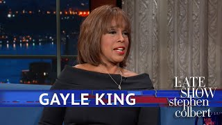 Download R. Kelly's Outburst Didn't Faze Gayle King Video