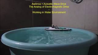 Download EmDrive & AwDrive - Air or Water Propulsion Engine Video