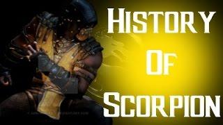 Download History Of Scorpion Mortal Kombat X Video