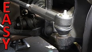 Download How to Change Tie Rods (inner and outer tie rod ends) Video