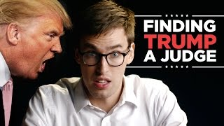 Download Finding Trump the Perfect Judge Video