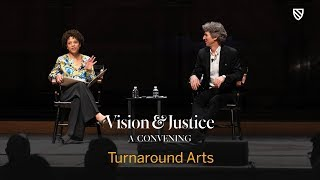 Download Turnaround Arts [White House Program] | Vision & Justice || Radcliffe Institute Video