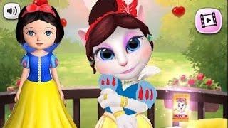 Download My Talking Angela Vs. Ava the 3D Doll iPad Gameplay HD Video