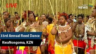 Download 33rd annual Reed Dance, KZN: 09 September 2017 Video
