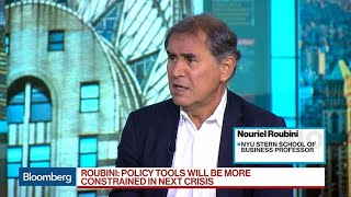 Download Roubini Warns of 'Perfect Storm' for U.S. Economy in 2020 Video