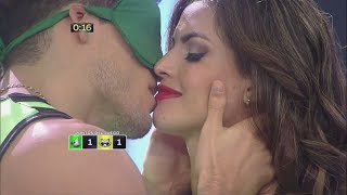 Download Pablo Brunstein y Melissa Loza vs. Patricio Parodi y Génesis Arjona en Besito En La Boca Video