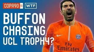 Download Would Buffon Destroy Juventus Legacy with PSG Move? | Walk Talk Football Video