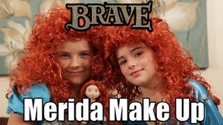 Download Brailee's First Make-up Tutorial with Emma!! Video