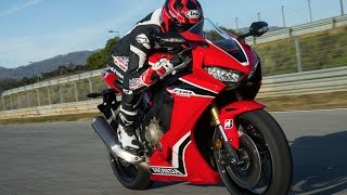 Download 2017 Honda CBR1000RR SP First Ride Review at Portimao Video