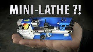 Download The Infamous Mini Lathe! Video