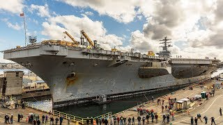 Download The U.S. Navy's Oldest Aircraft Carrier May Get A New Lease On Life Video
