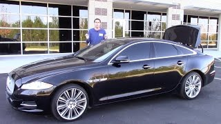 Download A Used Jaguar XJ Supercharged Is a Lot of Car For $35,000 Video