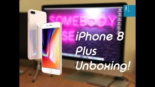 Download Unboxing: iPhone 8 Plus (Gold) Video