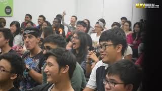 Download Teacher Beatboxes in Class - Maxmantv Video