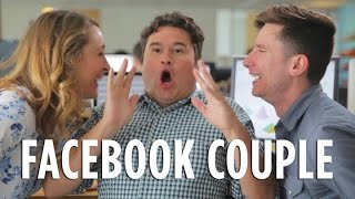 Download If Couples Acted Like They Do On Facebook Video
