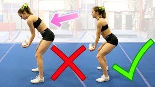 Download 10 Things Cheerleaders are doing WRONG! | Cheerleader Life Hacks! Video