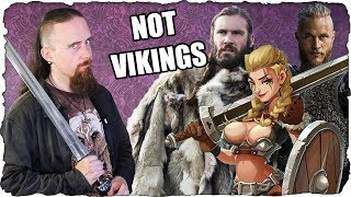 Download Movie / Video Game ″Vikings″ - Hilariously Wrong! Video