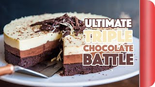 Download THE ULTIMATE *TRIPLE* CHOCOLATE BATTLE Video