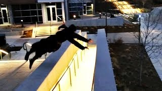 Download The Parkour Ninja - Out of Nature Video