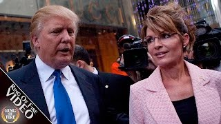 Download Sarah Palin Is Already Sick Of Trump Video