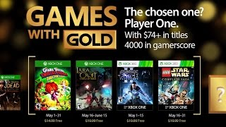 Download May 2017 Xbox Games with Gold - Official Trailer (2017) Video