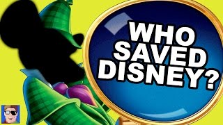 Download The Mouse Who Saved Disney Video
