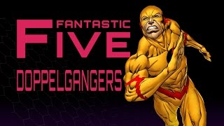 Download 5 Best Superhero Doppelgangers - Fantastic Five Video