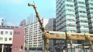 Download MTR Shatin to Central Link TV Commercial Video