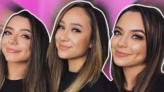 Download TRANSFORMING THE MERRELL TWINS INTO ME CHALLENGE!! Video