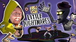 Download LITTLE NIGHTMARES #1! Fortnite Ruining our Family! Bendy's Ink is Everywhere! (FGTEEV gets Spooky) Video