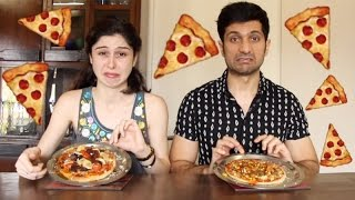 Download THE PIZZA CHALLENGE!!! 🍕🍕🍕 Video
