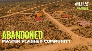 Download ABANDONED Places in Arizona - Master Planned Community Video