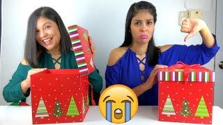 Download CHRISTMAS MYSTERY BOX 🎁 SWITCH UP Challenge Video