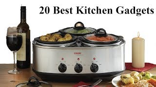 Download 20 Best Kitchen Gadgets You Must Have || New Kitchen Gadgets (2018) Video