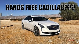 Download 2018 Cadillac CT6 3.0TT – True Hands Free Interstate Driving! Video