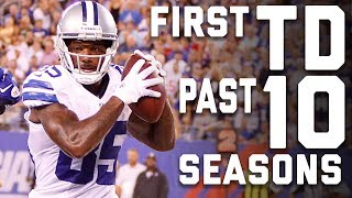 Download The First Touchdown from the Past 10 Seasons | NFL Highlights Video