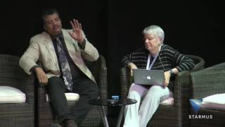 Download Jill Tarter and Neil deGrasse Tyson Intelligent Life in the Universe Video