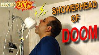 Download How Safe Is the SHOWER HEAD OF DOOM?! Video