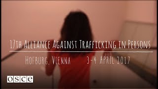 Download 17th Alliance Against Trafficking in Persons Conference Video