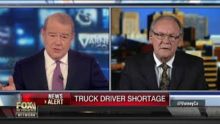 Download Truck driver pay plummeted in last 30 years: Drivers association president Video