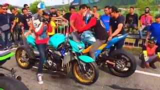 Download Malaysian SBK Drag Race 2017 TRUE STREET Video