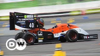 Download We want you! Formula Student Germany 2018 | DW Deutsch Video