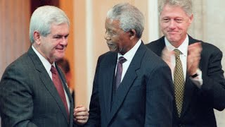 Download Nelson Mandela Speaks for Clinton's During Lewinsky Scandal Video