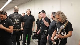 Download Metallica honored Cliff Burton in beautiful way (Orion), Italy Turin February 10th, 2018 Video